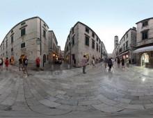 Stradun & Siroka street