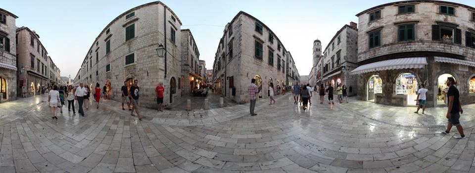 Old Town Dubrovnik - Siroka / Stradun street